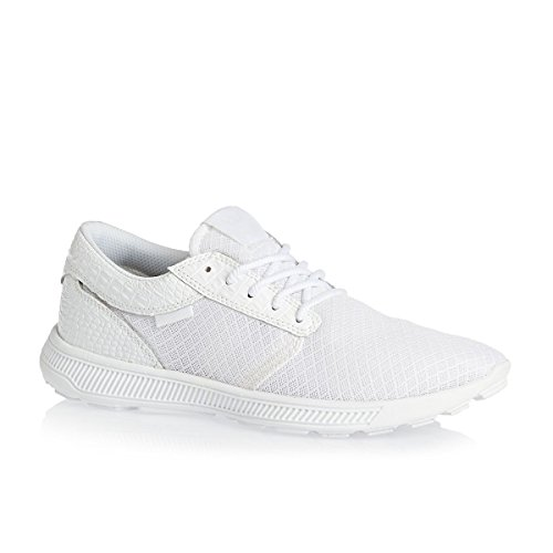WHITE Black Run Skate White Supra Womens WHITE Shoes Hammer p8qnHCSxw4