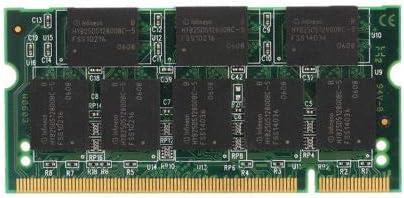 DDR1 PC-2700 333Mhz 2.5V CL2.5 200Pin Laptop SO-Dimm Memory Kingston CaandShop 2x1GB 2GB TM