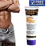 Amaping 50ml Penis Enlargement Cream,Ointment Extract Essence Penis Enlarged Massage Cream Essential Oil Penis Massage Maintenance (A)