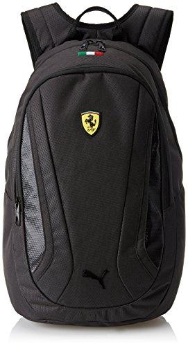 PUMA Men's Ferrari Replica Backpack, Black, One Size