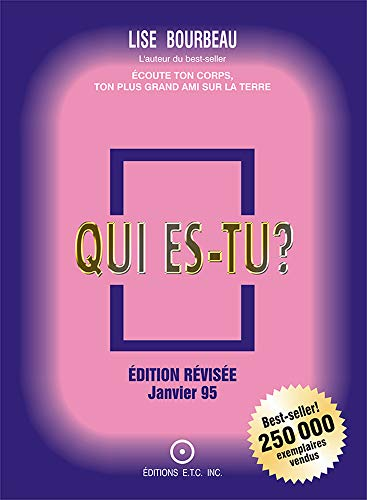 Amazon Com Qui Es Tu French Edition Ebook Lise Bourbeau