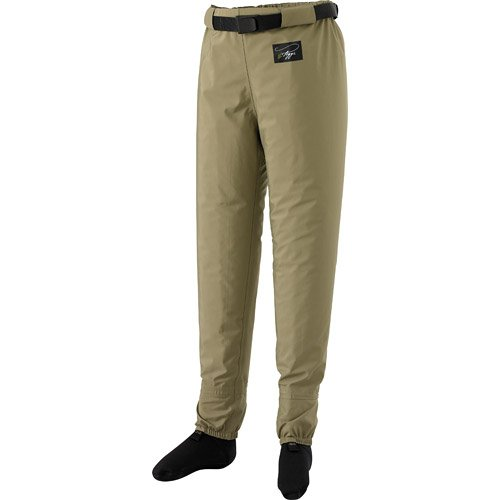 Frogg Toggs Hellbender Microfiber Breathable Stockingfoot Guide Pant, X-Large, New (Stockingfoot Sage)