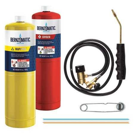 Cutting/Welding/Brazing Kit, with Oxygen ()