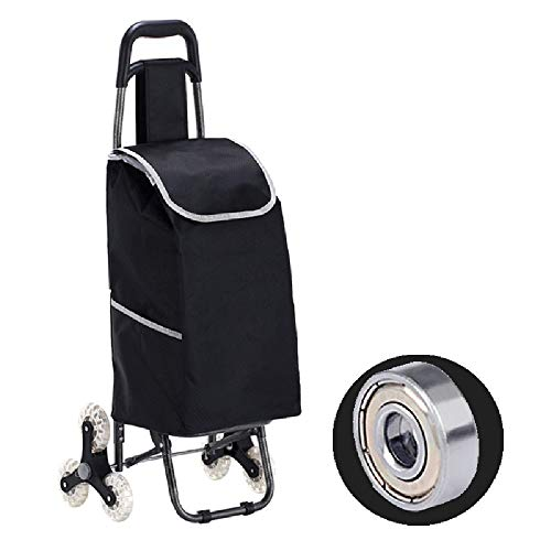 Zehaer Portable Trolley, Climb The Shopping cart, Stroller, Trolley cart, Folding/Home cart (Color:#03) (Color : #03) by Zehaer (Image #8)