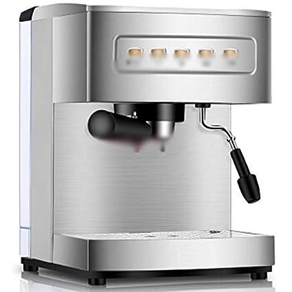 LJHA kafeiji Máquina de café Espresso Máquina de café Comercial en el hogar Máquina de café