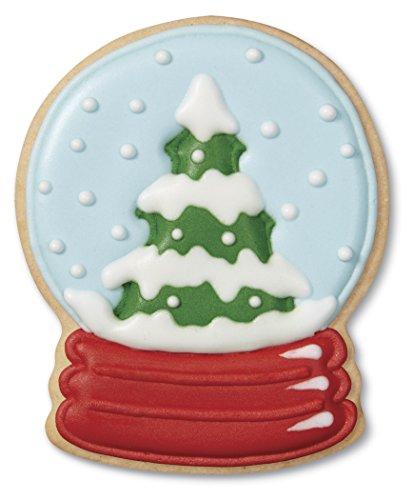 Amazon.com: Wilton 2308-5070 3-Piece Christmas Polar Metal Cookie ...