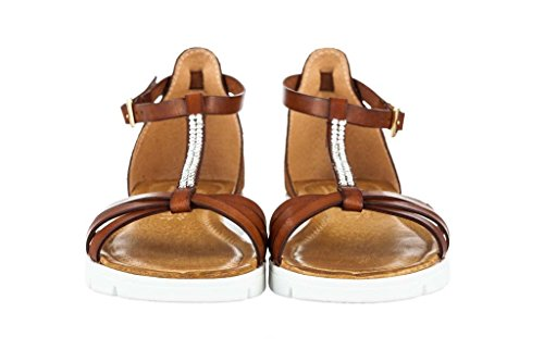 Sandali donna in pelle per l'estate scarpe RIPA shoes made in Italy - 09-09062