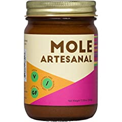 Our Origins Our mole sauce has been perfected throughout the years by working in collaboration with indigenous cooks in various regions of Mexico, including Puebla & Oaxaca. For over 10 years, we have been making our mole sauce in small b...