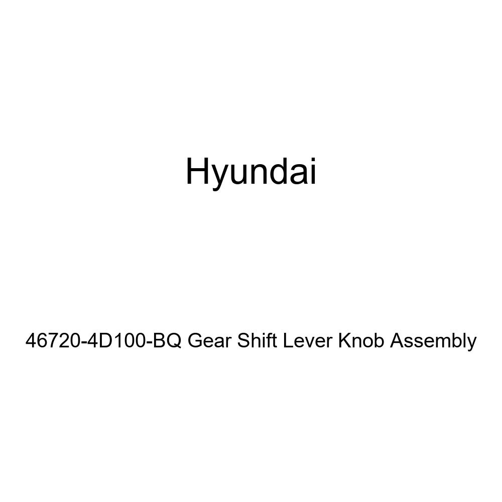 Genuine Hyundai 46720-4D100-BQ Gear Shift Lever Knob Assembly