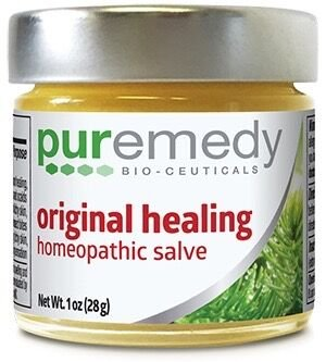 (PUREMEDY Original Healing Homeopathic Salve (1oz))