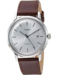 Men's Marlin Automatic Brown/Silver One Size