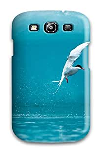 New Arrival Case Cover With XZbbErn3623OmSkU Design For Galaxy S3- Arctic Tern