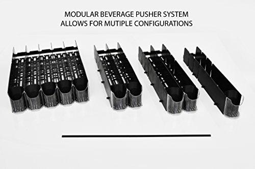 Display Technologies, LLC 12/16oz. Visi-FAST Pusher Glide - 1 Pack by Display Technologies, LLC (Image #2)
