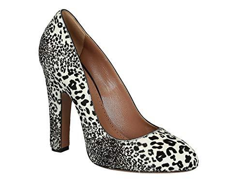 Blanco 3w3i324cl05blkwhi Mujer negro Alaïa Zapatos Altos wx4SROqE