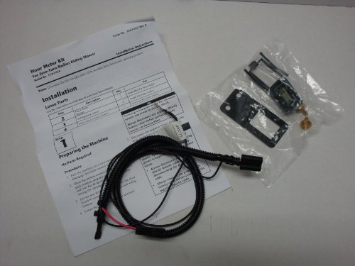Replacement part For Toro Lawn mower # 112-9763 KIT-HOUR METER