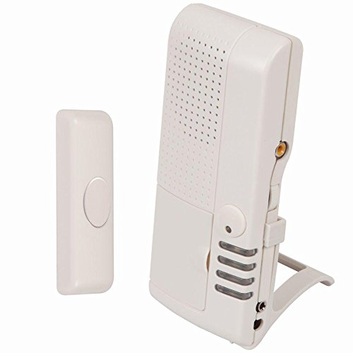 Safety Technology International STI-V34600 Wireless Doorbell with Voice Receiver by ''Safety Technology International, Inc.''
