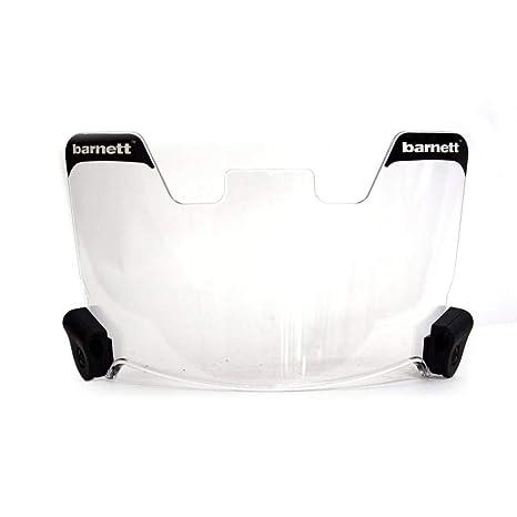 Amazon.com   Barnett Football and Lacrosse Helmet Eye-shield Visor ... 4fa9cebc4b1