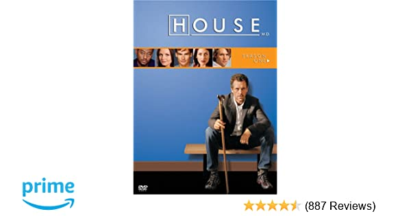Amazon com: House, M D : Season 1: Hugh Laurie: Movies & TV