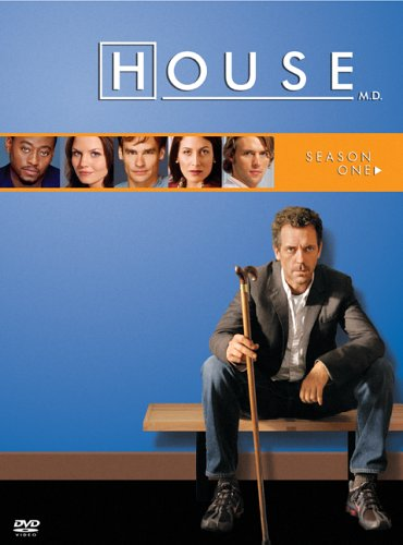 house dvd season 1 - 1