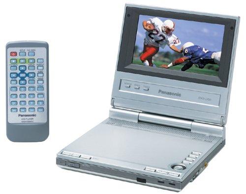 Panasonic DVD-LV50 5-Inch Portable DVD Player