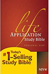 NIV Life Application Study Bible, Second Edition, Personal Size (Softcover) Paperback