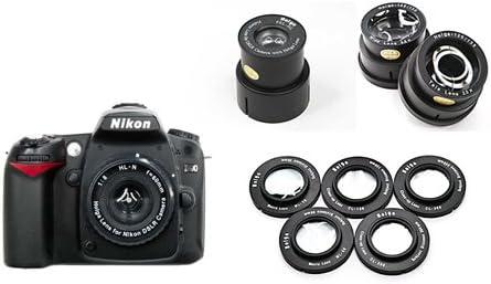 Kit Completo Digital Holga para Camara Nikon: Amazon.es ...
