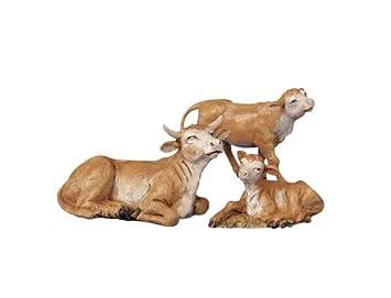 Fontanini Ox Family