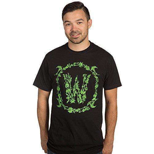 JINX-World-of-Warcraft-Legion-Mens-Artifacts-Premium-Cotton-T-Shirt