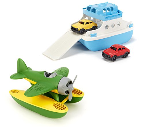 Green Toys Ferry Boat Seaplane product image