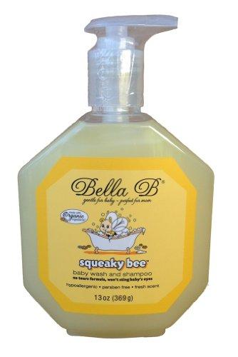 Bella B Squeaky Bee Bodywash and Shampoo, 13 (Belli Hair Body Wash)