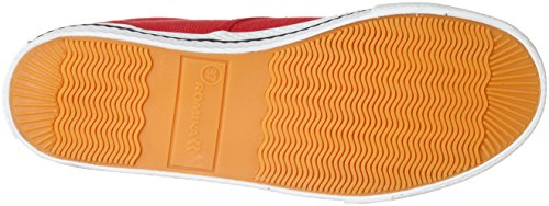 Romika Unisex-adult Soling Sneaker Rood (karmijn)