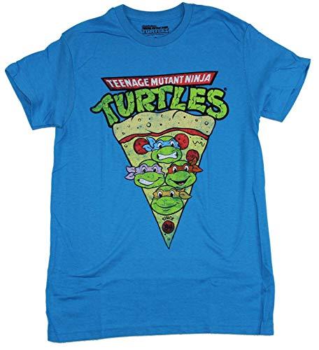 Teenage Mutant Ninja Turtles - Pizza Adult T-Shirt