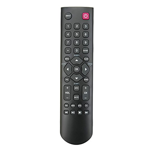 New TV Remote Control fit for TCL LCD LED Television TVs LE1