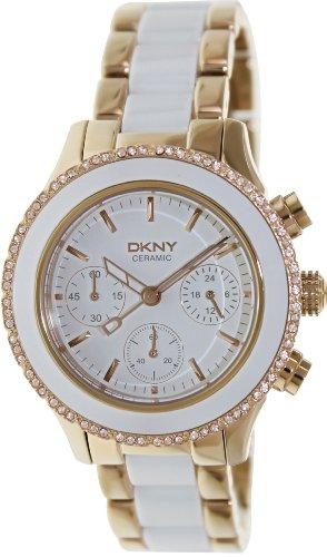 DKNY Women's NY8825 Westside Analog Display Analog Quartz Gold Watch