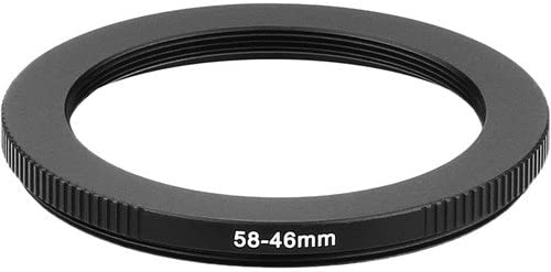 Sensei PRO 58-46mm Aluminum Step-Down Ring