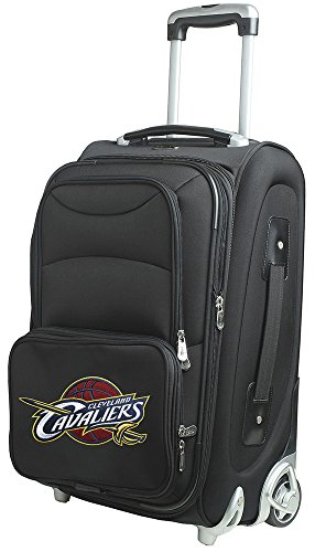 NBA San Antonio Spurs 21-Inch Carry-On by Denco