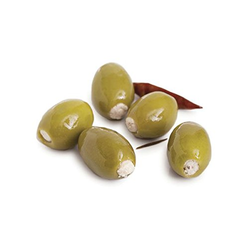 Divina Olives Stuffed with Feta Cheese - 2 jars - 7.7 Ounces Each