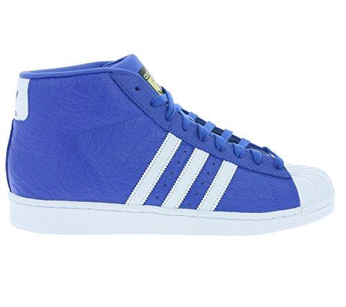 Metallic Unisex gold Model Sneaker ftwr Blue Adulto Adidas Pro Animal Superstar – White n4O7U