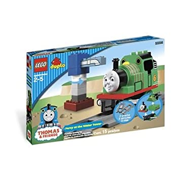 Lego Duplo Thomas Friends Percy At The Water Tower Amazonco