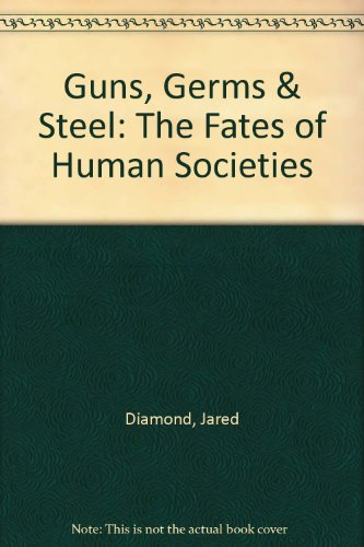 guns germs and steel the fates of human societies pdf