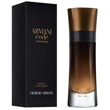 16e462ee99872 Amazon.com   Giorgio Armani Code Profumo Parfum Spray for Men, 2.0 Ounce    Beauty