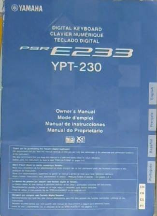 yamaha-digital-keyboard-psr-e233-ypt-230-owners-manual
