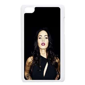 iPod Touch 4 Case White Sexy Megan Fox U6N2JP