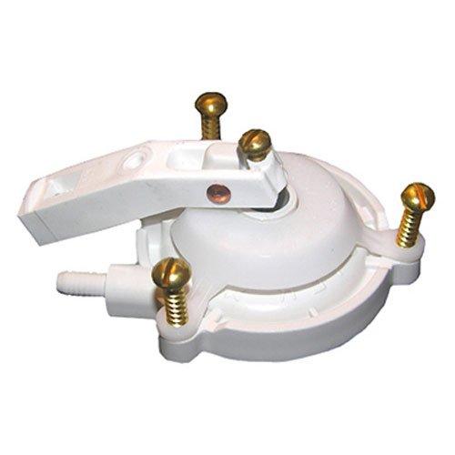 LASCO 04-7193 Toilet Ballcock Repair Top Assembly with Screws for Coast Brand 1B1 (Valve Ballcock)