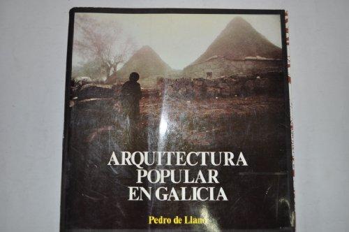 Descargar Libro Arquitectura Popular En Galicia De Pedro Pedro De Llano Cabado