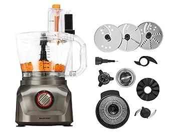 Silvercrest - Robot de cocina multifunción: Amazon.es: Hogar