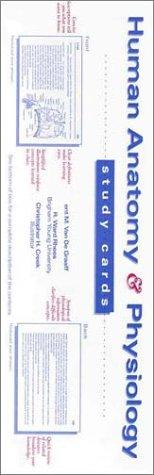 Human Anatomy & Physiology Study Cards