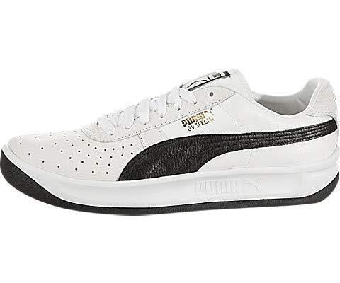 PUMA Mens GV Special White 8.5 (Puma Gv Special Men White)