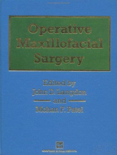 Operative Maxillofacial Surgery (Rob & Smith's Operative Surgery Series)