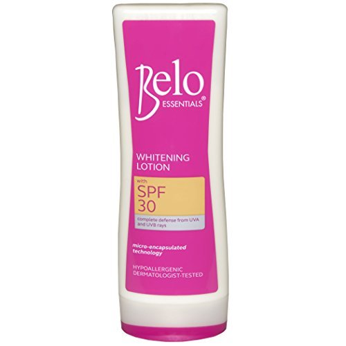 Belo Essentials Whitening Lotion SPF 30 - 200 mL (Best Whitening Lotion With Spf)